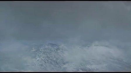 影片《郑和下西洋》中的海洋模拟