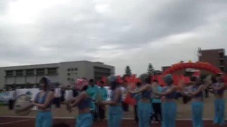 """中大附中三水实验学校-""""锦绣中华""""主题运动会-福建代表班级"""