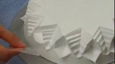 艺术裱花蛋糕制作