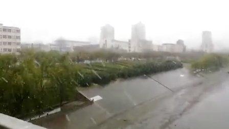 2011郑州雪景