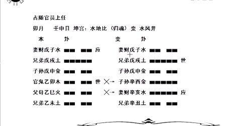 李木南——六爻卦例讲解反吟篇014