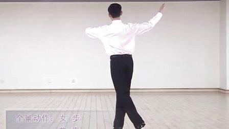 王子文体育舞蹈 快步04