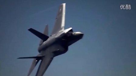 美国F-35 Lightning II战机视频 高清军迷特供