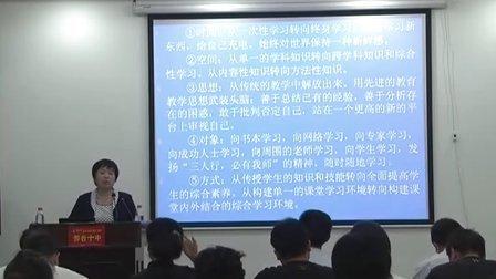 邢台十中暑期培训20120716上午培训2