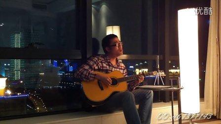 李霖Gary老师吉它弹唱 - 《断点》- 张敬轩