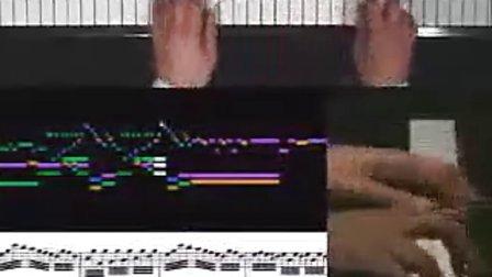 贝多芬《致爱丽丝》钢琴曲 指_tan8.com
