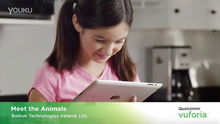 ▶ Meet the Animals - Augmented Reality -- Vuforia - YouTube