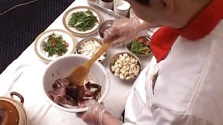 家庭鲍翅宴—红烧鲍鱼 砂锅焗鱼头 鲍汁辽参 鲍汁花姑皇 浓汁娃娃菜 家庭鲍翅宴