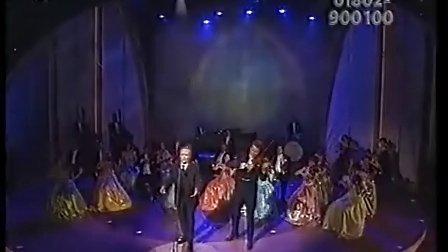 卡莱拉斯和安德烈。瑞欧,托塞利小夜曲 - 1998