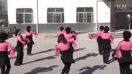 三原县八里焦村斗阳医院舞蹈队3
