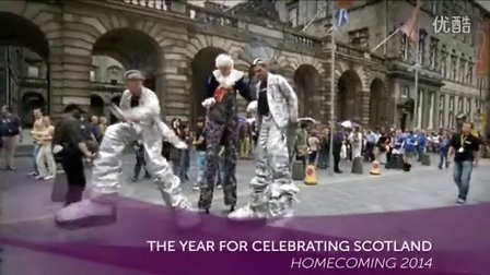 2014年苏格兰欢迎世界 Scotland Welcomes the World 2014