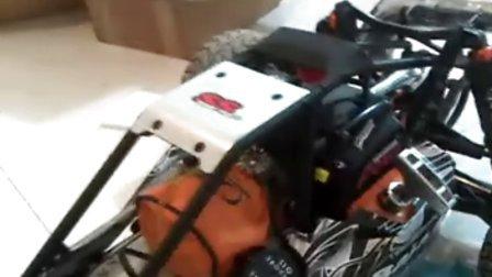 baja 磨合视频 小松 OBH发动机