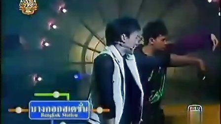 Bie20110803 Freeman   Bangkok Station现场演唱