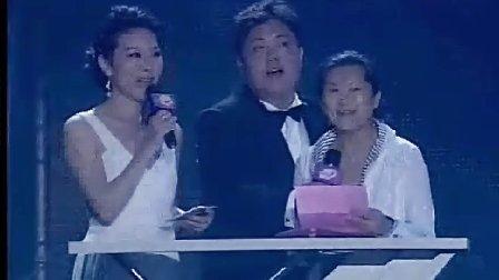 2011年10月13日中国原创歌曲港台最具人气歌手奖—钟汉良