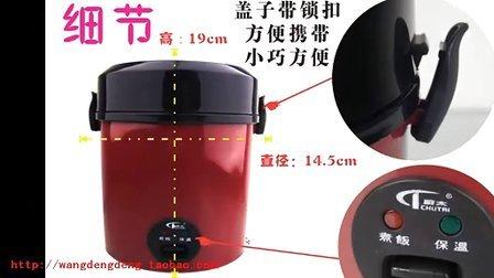 迷你电饭煲 微型电饭锅 0.8L小电饭锅