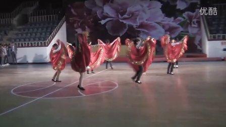 曙光职专艺术节彩排-今夜无眠-师生同台(李兰老师)(3分35秒)