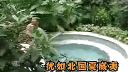 大庆曼哈维大酒店夏威夷温泉SPA水疗会所视频新版