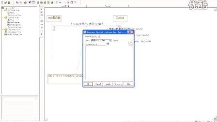 071_动力节点_Java培训_java教程_采用UML分析Servlet调用流程