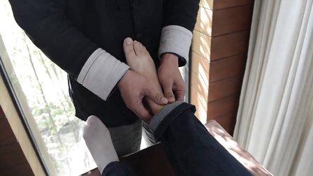 陈泽荣医案——踝关节扭伤