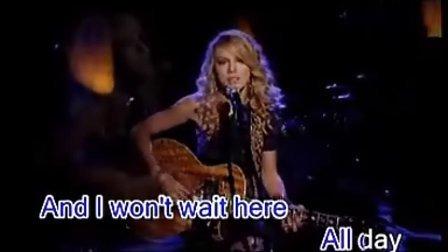 Taylor Swift Untouchable Ktv版 Qiangkovic