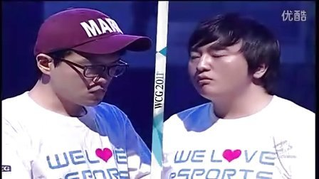 WCG2011韩国预选赛16强B组1