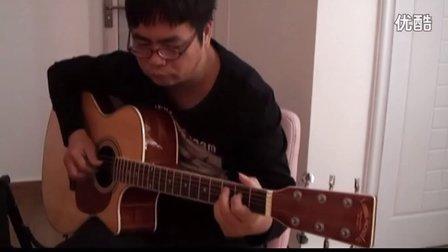 草原之夜  阿涛吉他独奏