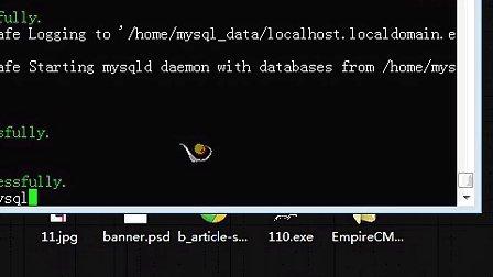 linux 系统mysql root密码忘后的修改