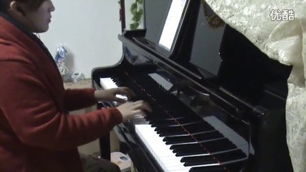 许嵩《有何不可》钢琴视奏版 _tan8.com