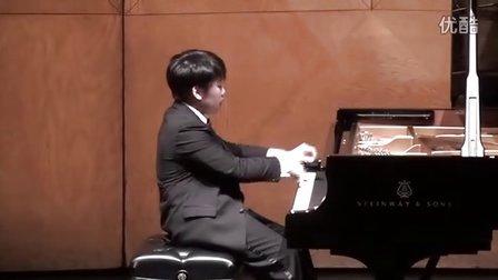 """黎卓宇(George Li)弹奏贝多芬的""""热情""""奏鸣曲"""
