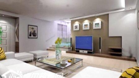 电视墙效果图大全2012图片 www.ahzer.com出品