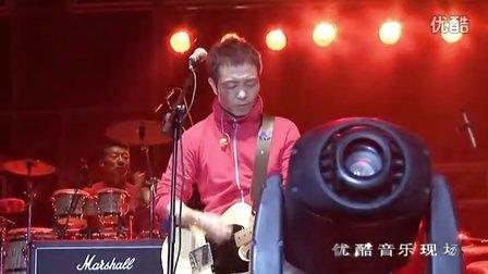 张北草原音乐节-许巍—《在别处》-优酷音乐全程呈现