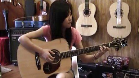 深圳吉他 深圳FD吉他教室 李彦霖 《拥抱》