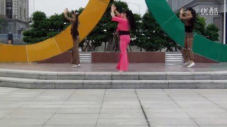 嫣红广场舞-印度舞