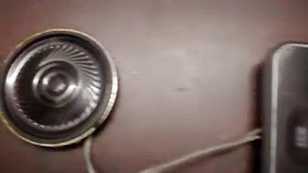 M8-DIY通过USB接口连接喇叭 www.56gb.com