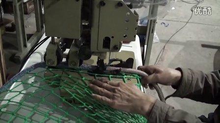 绳网缝纫机、志工牌81500绳网缝纫机缝纫视频