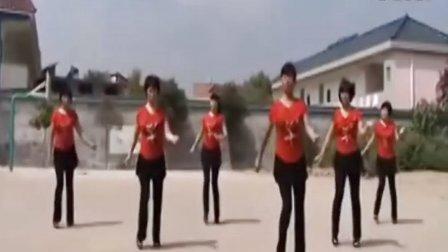 广场舞系列之 伤不起 邱灵录制