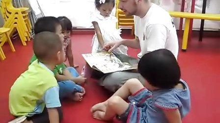广州少儿英语幼儿英语培训机构加盟SK英国皇家幼儿英语上课实录2