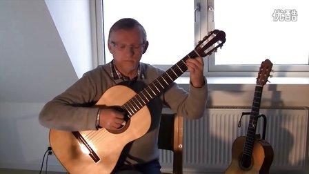 你的催眠曲 — Your Lullaby — 吉他大师Per-Olov Kindgren