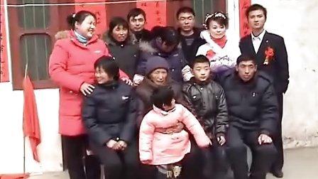 宋金鹏  张莉结婚录像