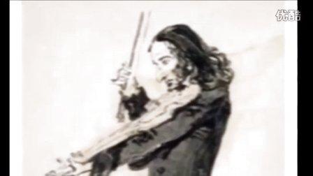 Viktor Tretyakov演奏帕格尼尼第一小提琴协奏曲Part3