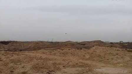 23232 12月8日 火箭弹同学 GAUI X5  换控试飞 自旋跑偏