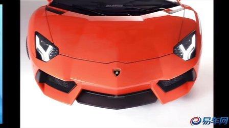 静态图片欣赏2012兰博基尼Aventador LP700-4