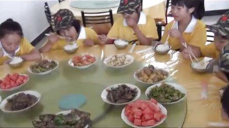 中国小海军大连夏令营生活学习视频