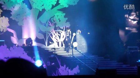 卫兰2011广州演唱会 残酷游戏