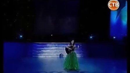 高哈尔·阿勒穆别克娃《春日的雨》(Komtemdegi _Jangbir)[Kz4.Cn]
