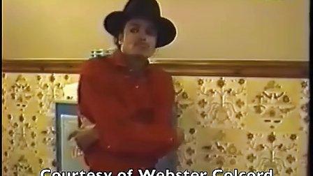 Michael Jackson - 加州葡萄干粘土动画示范片