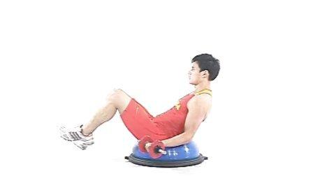 体能训练之博速球训练方法