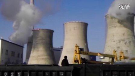 国电双鸭山发电有限公司3.4号凉水塔爆破