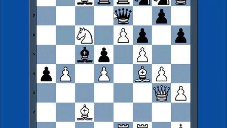 国际象棋视频 第49期 兵形理论(5)