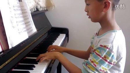 5月18日洪韬壹『钢琴晨练』记录生活每一天